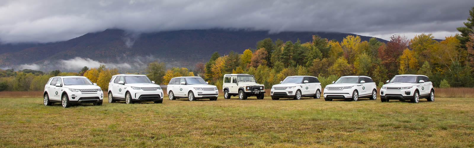 Go the distance while social distancing. Land Rover Experience Centers Are Open.